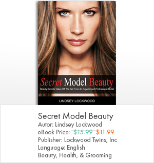 Secret Model Beauty eBook Details